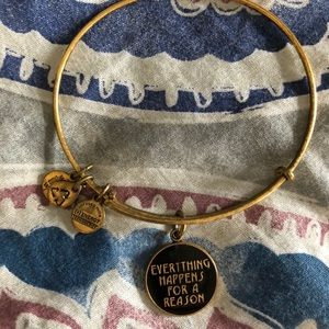 Alex and Ani Everything Happens for Reason Bangle